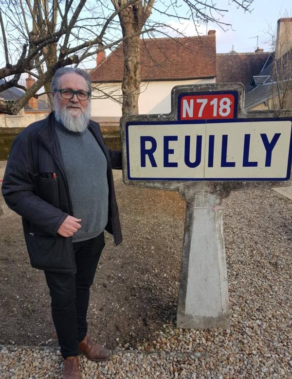 Philippe Markey, dénicheur de crus pour les caves à vins CAVE CONSEIL, en sélection dans la Loire