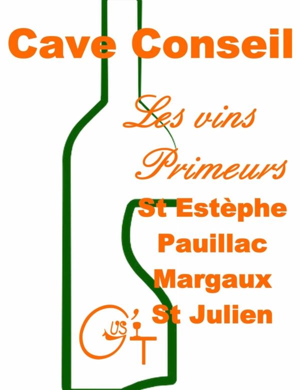 Les vins primeurs de CAVE CONSEIL en St Estèphe, Pauillac, Margaux et St Julien